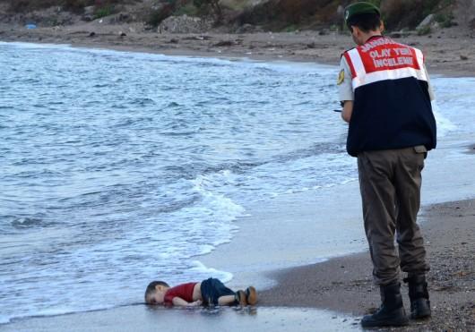 Enfant syrien mort 3 ans