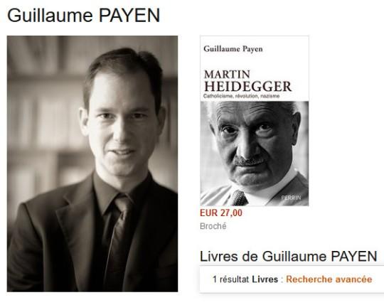 Payen Heidegger